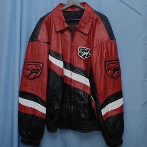 Dodge Viper Leather Jacket